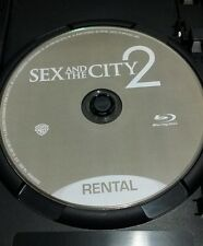 Sex and the City 2 Bluray, FREE SHIPPING