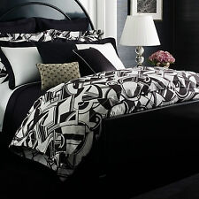 NIP Ralph Lauren Ellington Art Deco Full/Queen Comforter Set 3pc