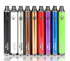 100% Vision 2 Spinner Various Color Battery 1650 mAh 510 Connection Pp
