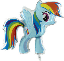 "32"" My Little Pony Helium Balloon - Rainbow Dash"