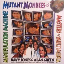 MONKEES, Memories and Media Madness by Davy Jones and Alan Green (1992,...
