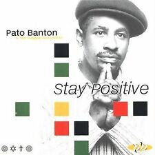 Pato Banton & The Reggae Revolut: Stay Positive  Audio CD