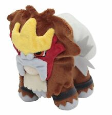 2009 Pokemon Center Limited Entei Plush Doll with Tag Japan