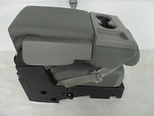 2015-2016 FORD F150 CENTER JUMP SEAT/CONSOLE  GRAY CLOTH OEM NEW!  NICE!!!