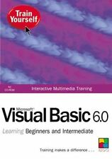 Teach Yourself Microsoft Visual Basic 6 - Beginners & Intermediate - Train CDROM
