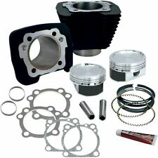 S&S Sportster 883 to 1200 Conversion Kit in Black