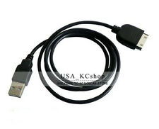 New USB Charger Charging Data Cable for Sansa Fuze C140 C200 E280R Mp3 Player