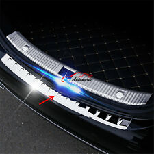 Exterior Rear Bumper Protector Cover Trim For Mercedes Benz E Class W213 2016 17