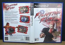 FIGHTING FURY - PS2 - PlayStation 2 - PAL - Italiano - Usato