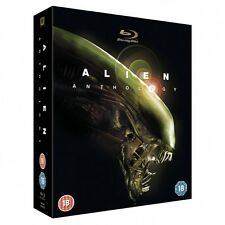 Alien Anthology BluRay Complete Series Box Set + 60 hrs Bonus Content NEW!