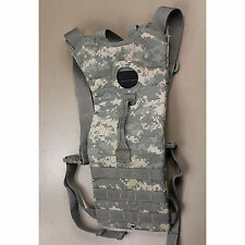 4083 Military MOLLE 100oz/3L(no bladder) CORDURA ACU Camo Hydration Carrier Pack