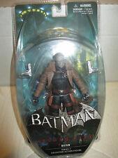 "2012 Batman Arkham City Series 2 MOC 7"" Hush Action Figure DC Direct"