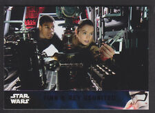 Topps Star Wars - The Force Awakens Series 2 - Purple Parallel Card # 88