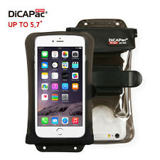 Dicapac Action WP-C2A Underwater Waterproof Case for Up to 5.7″ Smartphone Clip