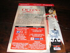 QUEEN GREATEST FLIX III !!!!!!!!!!RARE FRENCH PRESS/KIT