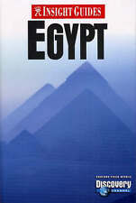 Egypt Insight Guide by APA Publications (Paperback, 2002)