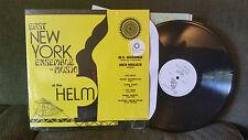 east new york ensemble de music at the helm 1974 re 2010 lp hubbard free jazz !!