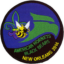 USAF 43rd FIGHTER SQUADRON - NEW ORLEANS 2014 -  PATCH