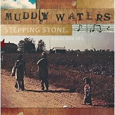MUDDY WATERS-STEPPING STONE 3 CD+DVD NEU