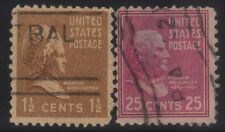[JSC]1938 United States Postage old stamps collection B