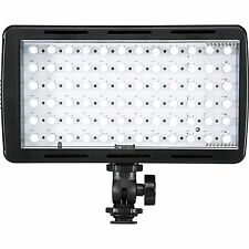 Limelite VB-1400 Mosaic Solo On-Camera 72 Power LED Light Shoe Mount Diffusion