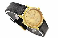 Vintage Rado Hand Winding Distinction Gold Plated ladies Watch 1212