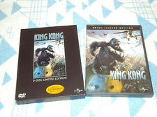 King Kong - 2-Disc Limited Edition (2008) 2 DVDs   Naomi Watts