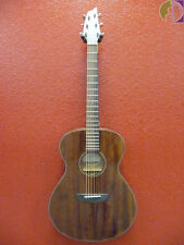 Breedlove Discovery Concert MH Acoustic Guitar, Solid Mahogany Top, Gig Bag Incl