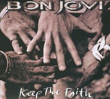 BON JOVI Keep The Faith Special Edition CD BRAND NEW Bonus Live Tracks