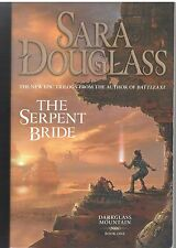 Sara Douglass  THE SERPENT BRIDE BK 1 DARKGLASS MOUNTAIN  PB