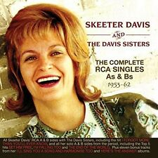Complete Rca Singles As & Bs 1953-62 - Skeeter Davis (2016, CD NIEUW)