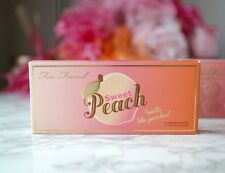NEW Too Faced SWEET PEACH Eyeshadow Palette Eye Shadow  NIB