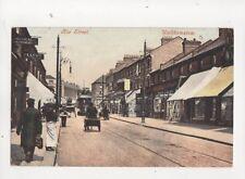 Hoe Street Walthamstow London 1906 Postcard 280b