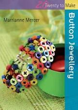 Button Jewellery by Marrianne Mercer Paperback Book (English)