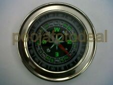 MAGNETIC COMPASS   STRONG METAL BODY   Camping Travel Navigation