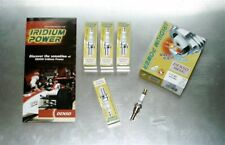 DENSO IRIDIUM POWER spark plugs x 4 for HONDA VFR400 R NC30 & RVF400 NC35