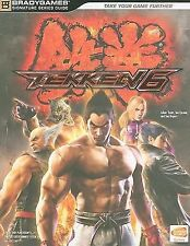 Tekken 6 Signature Series Strategy Guide Bradygames Signature Guides