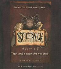 Spiderwick Chronicles: Their World Is Closer Than You Think Bk. 1-5 by Holly...