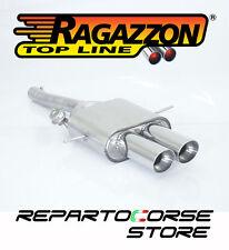 RAGAZZON SCARICO TERMINALI ROTONDI MINI R59 ROADSTER COOPER S 1.6 135kw