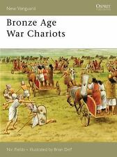 "NIC FIELDS ""Bronze Age War Chariots"" Osprey Publishing"