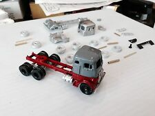 ULRICH 1/87 MACK COE TANDEM AXLE TRACTOR KIT