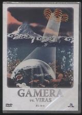 NEUF DVD GAMERA vs. VIRAS 1968 SOUSBLISTER SCIENCE FICTION film japonais monstre