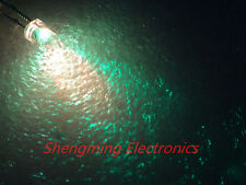 100pcs 3mm Colorful Fast Flashing Flash RGB Red Blue Green LED
