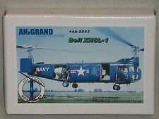 Anigrand Craftswork 1/72 Scale Resin Bell XHSL-1 Helicopter
