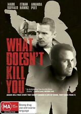 What Doesn't Kill You (DVD, 2012)