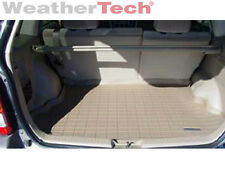 WeatherTech® Cargo Liner - Mazda Tribute - w/o Audio System - 2001-2004 - Tan