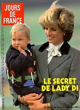 JOURS DE FRANCE N°1506 diana tcherina clio goldsmith