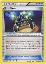 4x Pokemon Primal Clash Exp. Share - 128/160 - Uncommon Card