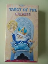 Tarot of the Gnomes Italy Art by Antonio Lupatelli Cards Fortune Telling Game