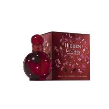 HIDDEN FANTASY * Britney Spears * Perfume for Women * 3.3 / 3.4 oz * NEW IN BOX